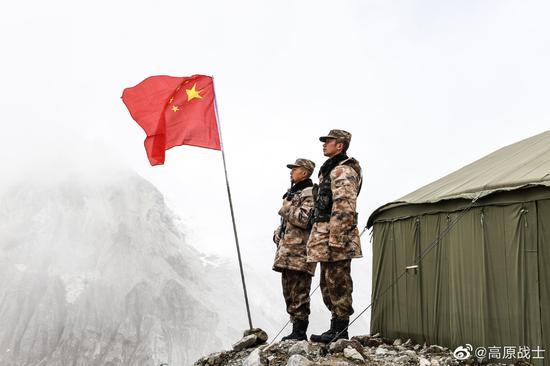 专家:印度自以为把准了中国的脉 所以敢于咄咄逼人图片