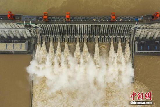 今年中国已发生编号洪水21次 为1998年来最多图片