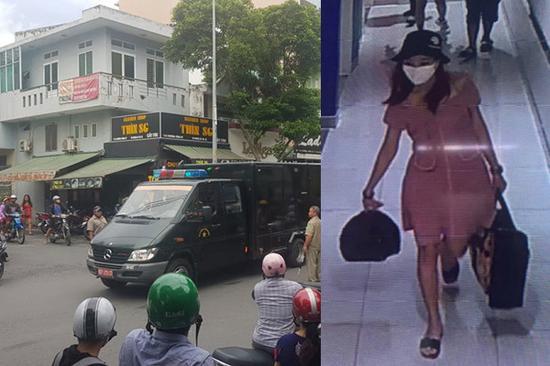 女网红抢劫银行21亿越南盾:2小时后被抓获 还惊动了军队