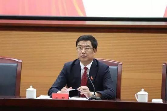 新任辽宁省委常委王健 已兼任省委秘书长图片