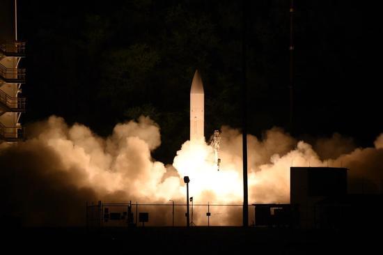 美国陆军部长披露美军高超音速导弹测试细节