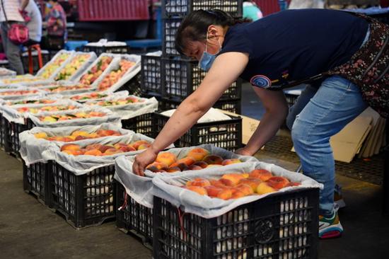 北京市卫健委:有发热症状不要前往农贸市场图片