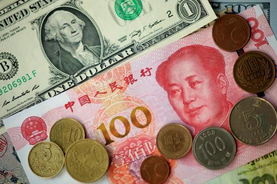 破纪录!人民币涨涨涨,会带动股票、房价都升值吗?图片