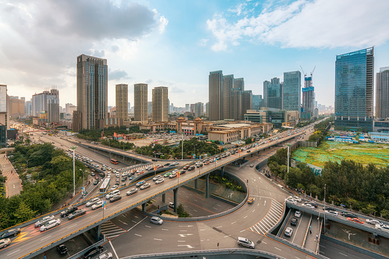"""最新!中国最拥堵的城市出炉?居然不是""""北上广""""图片"""