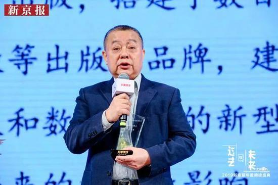 任职22年 谢寿光卸任社会科学文献出版社社长图片