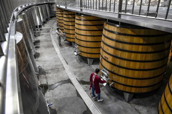 """成为""""下一个葡萄酒超级大国"""" 中国要等多久?图片"""