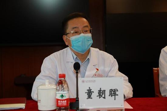童朝晖添新职:北京市呼吸疾病研究所所长图片