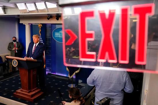 特朗普下台后做什么?美媒已安排得明明白白
