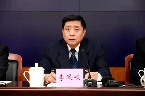 山西省委新晋一位常委 曾是省卫健委主任图片