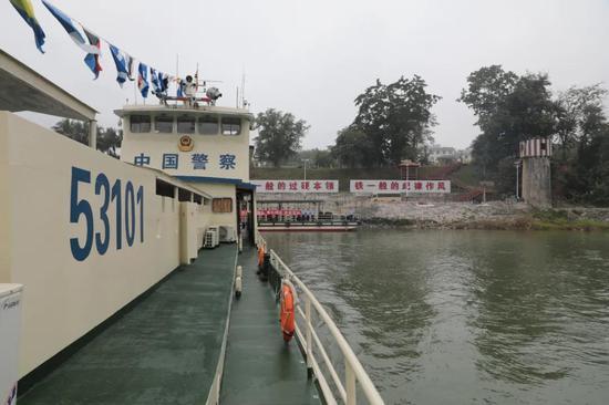 9月以来中老缅泰查获湄公河流域偷渡案件8起 抓获86人图片