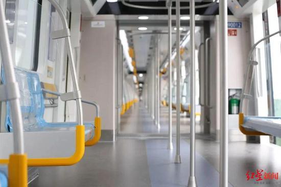 成都轨道交通9号线一期通过竣工验收 西南首条全自动运行线路即将通车