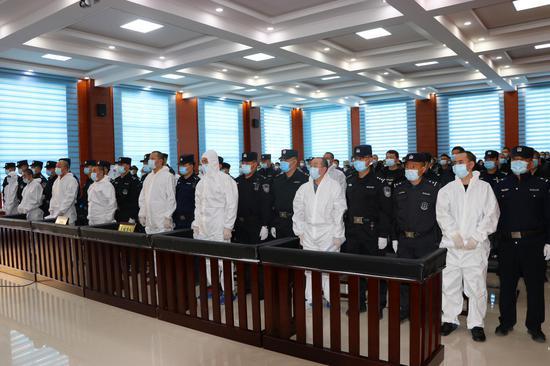 致22死28伤,内蒙古银漫矿业重大事故22人获刑图片