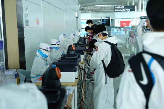 广州检出今年首例输入性卵形疟,入境时即被送院治疗图片