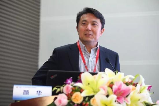 天津医科大学校长颜华,兼任南开大学医学院院长图片