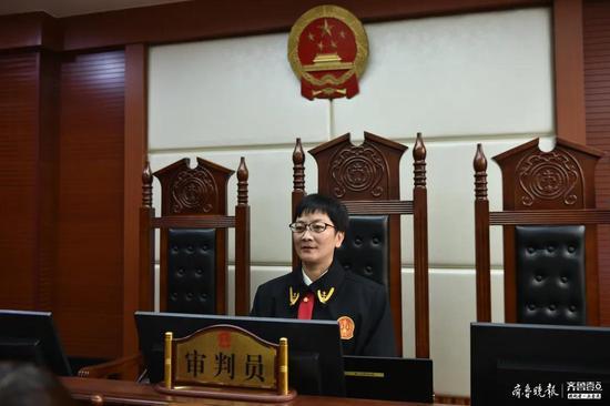 审结254件,山东临沂兰山法官王琴:每个司法案件中感受到公平正义图片