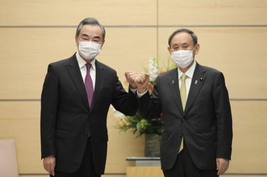 为什么日本共同社狂追王毅但整体?图片