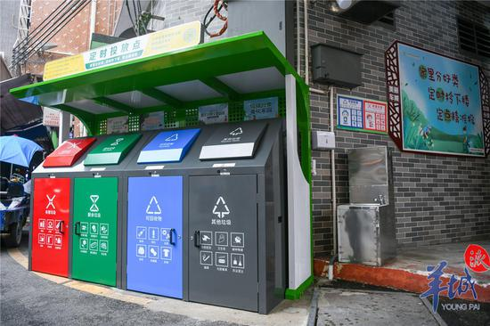 垃圾不分类,物业可拒收!广州垃圾分类物业指引来了图片