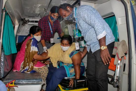 印度不明原因疾病:多名患者复发癫痫再次入院
