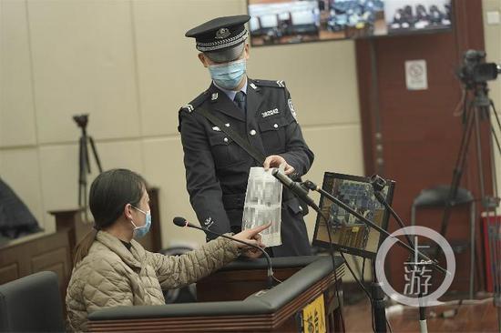劳荣枝法庭痛哭道歉最后陈述:可以说我不优秀,但不可以说我不善良图片