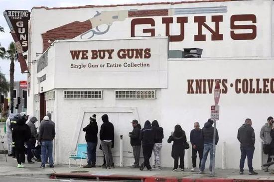 拜登就职以前,美国步枪协会想破产,背后三大原因