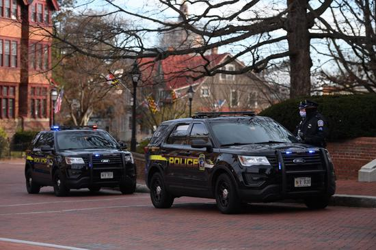 新总统就职典礼前 华盛顿附近两件美军制服被盗