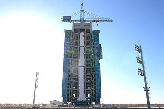 一箭三星,长征四号丙遥三十一运载火箭发射成功图片