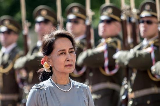 昂山素季被军方扣押 透视缅甸长期军政斗争的背后