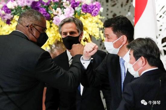 牛弹琴:美日这次重大外交,这四个细节很不寻常!