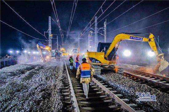 又一条高铁即将开通!大连、锦州到北京时间将大幅缩短图片