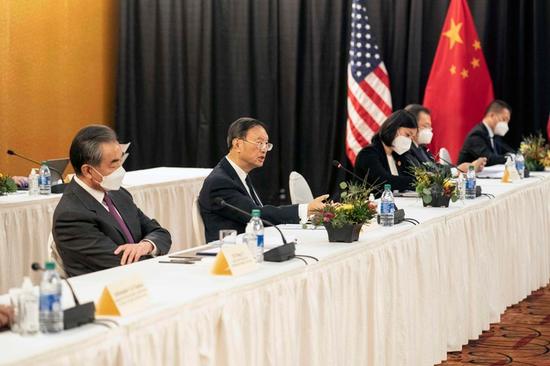 中美高层战略对话后,中国大气表现赢得海外网友点赞图片