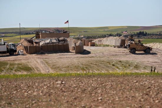 在叙美军基地遭火箭弹袭击,美国联军代表证实并回应