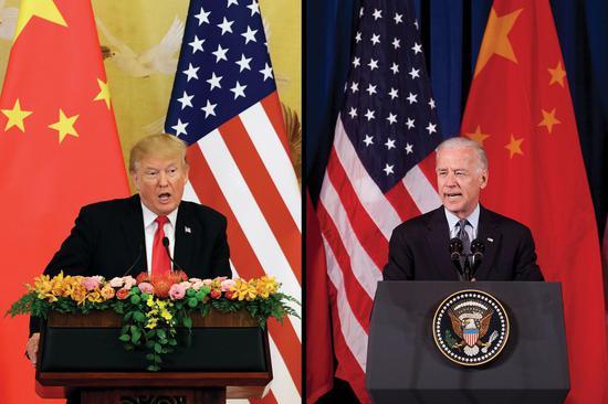 """美国《外交政策》刊文:""""特朗普在对华政策上全错了,如今拜登也是"""""""