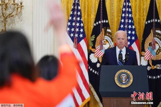 美国佐治亚州颁布选举投票新法 拜登:对宪法的攻击