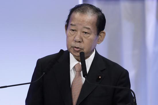 日本自民党干事长:取消东京奥运是一个可选项