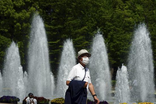 """日媒:印度发现的""""双重变异""""病毒已在日本出现5例"""