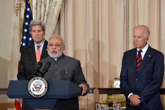 印度向美政府求援遭冷漠回应 印民众反美情绪激增