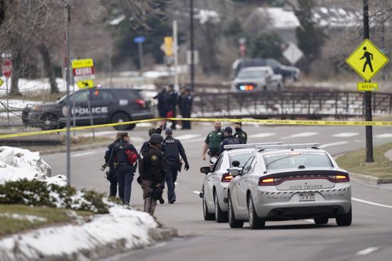 全美警员以创纪录的数量离职 美媒:犯罪率将继续飙升