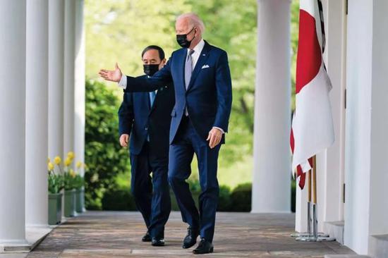 拜登时期的美日同盟 会更针对中国吗?图片