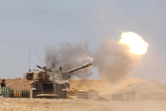 以色列国防军拟对加沙地带发起地面进攻