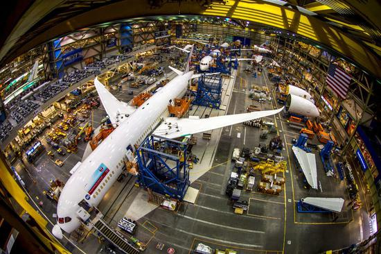 波音787恢复交付2个月再次暂停