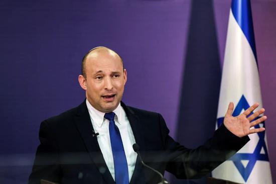 """60:59惊险通过!以色列新总理是内塔尼亚胡的""""徒弟""""?"""