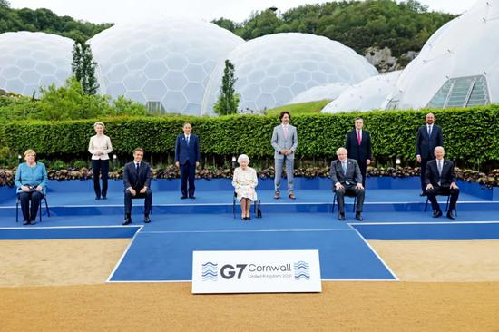 """G7峰会:欧洲试图摆脱""""大象间的打斗"""""""
