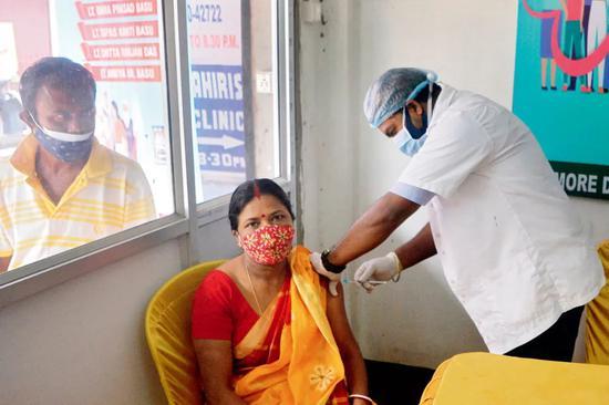 印度疫情加剧全球疫苗供应失衡