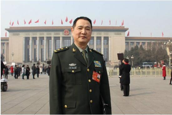 原南京军区副司令员王洪光