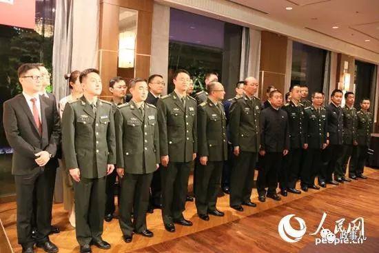 中断6年后 我军校级军官团在少将率领下再次访日心路gps粤语版