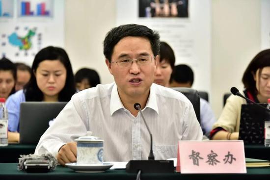 △国家环境保护督察办公室副主任刘长根