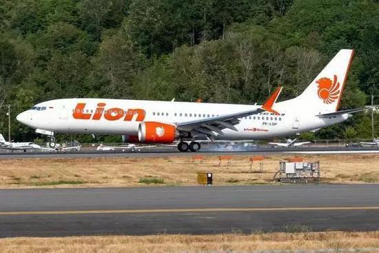 印尼狮航失事客机同款机型(资料图)
