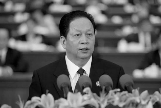 肖扬作最高法工作报告