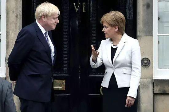 瞭望智库:还插手香港?英国自己可能都快解体了|首相|英格兰