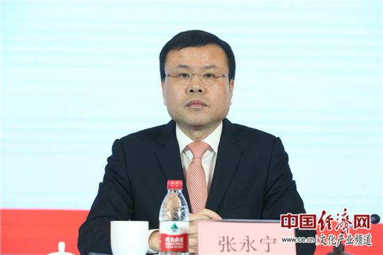 泉州市委副书记、宣传部部长张永宁 中国经济网记者张相成/摄